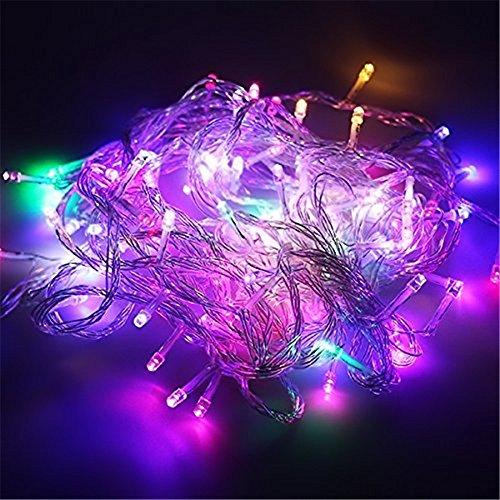 Greenyourlife 20m 66ft 200 Leds Flexible Led Fairy String