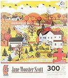 Jane Wooster Scott Autumn Hayride Jigsaw...
