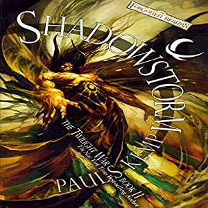 Shadowstorm Audiobook