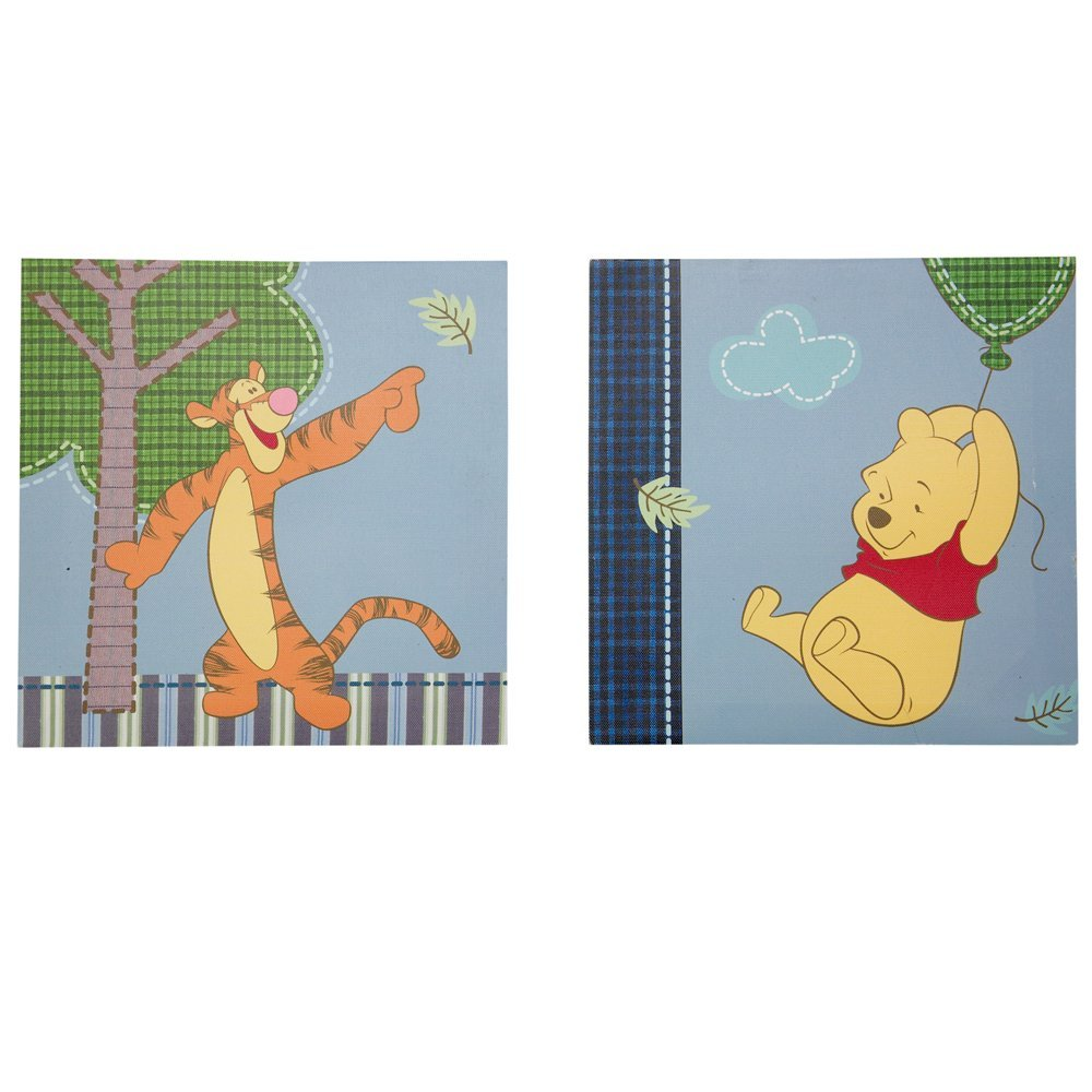 Winnie The Pooh Baby Bedding Up And Away Baby Bedding