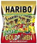 Haribo Saft-Goldb�ren Minis, 4er Pack...