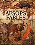 img - for The Classic Treasury Of Aesop's Fables (Children's Illustrated Classics) book / textbook / text book