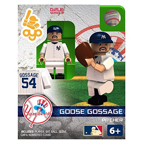 Goose Gossage OYO Generation 2 G2 New York Yankees HOF MLB LE Mini Figure - 1