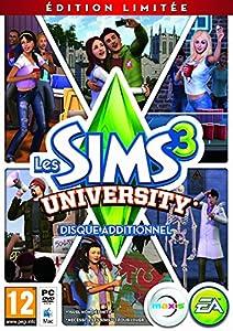 Les Sims 3 : University - disque additionnel, édition limitée