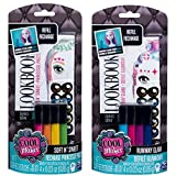 Cool Maker Airbrush Hair and Makeup Refill 2 Pack - Soft 'N Sweet Set & Runway Glam Set (Color: Multi-color)