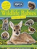 RSPCA Wildlife Babies Sticker Book (RSPCA)