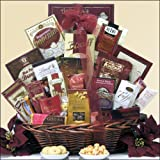 Peace & Prosperity ~ Large: Christmas Holiday Chocolate Gift Basket