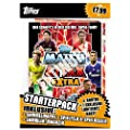 Topps TO30799 - Match Attax Extra, Starterset