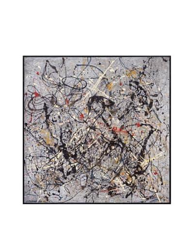 Jackson Pollock's Number 18, 1950 Giclée Print