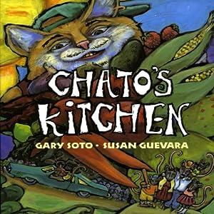 Chato's Kitchen Audiobook