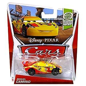 Disney pixar cars 2 movie 155 die cast car 23 miguel camino by mattel toys games - Coloriage cars 2 miguel camino ...