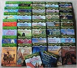 Complete Set 1-28 MAGIC TREE HOUSE BOOKS-Paperback