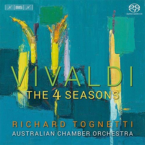 VIVALDI / TOGNETTI / AUSTRALIAN CHAMBER ORCHESTRA