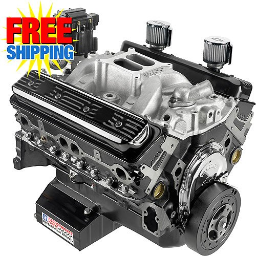 Genuine GM (19258602) CT350 Circle Track Racing Engine (350 Engine Crate compare prices)