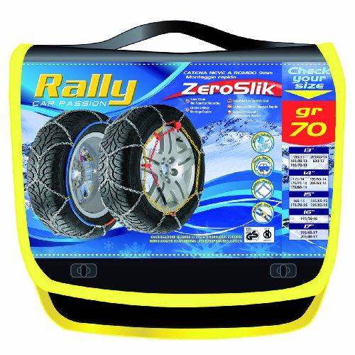Rally 15016  Catene Neve 70 g, 9 mm