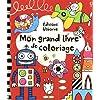 Grand livre de coloriage