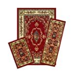 Achim Home Furnishings Capri Rug Set,...