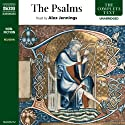 The Psalms Audiobook by  Naxos AudioBooks Narrated by Alex Jennings