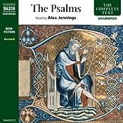 The Psalms | [Naxos AudioBooks]