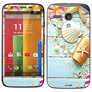 GsmKart MGT Mobile Skin for Motorola Moto G Turbo (Moto G Turbo-963)