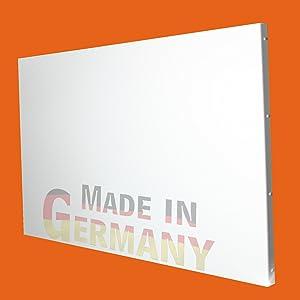 Infrarotheizung IHD Serie 450 Watt  Made in Germany!!  BaumarktKundenbewertung und weitere Informationen