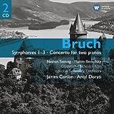 Symphonies 1-3 / Concerto for 2 Pianos