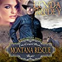 Mail Order Bride: Montana Rescue: Echo Canyon Brides, Book 1 Audiobook by Linda Bridey Narrated by Eric Burr