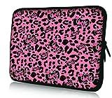Pink Leopard Print Neoprene 16