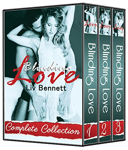 Liv Bennett - Blinding Love 1-3 (Menage Erotic Romance)