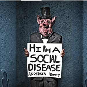 Hi I'm a Social Disease: Horror Stories Audiobook