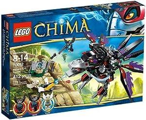 LEGO Legends of Chima Razar's CHI Raider 70012