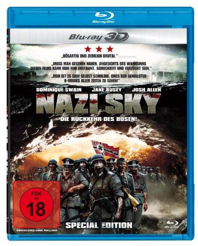 Nazi Sky - Die Rückkehr des Bösen! (Special Edition) [3D Blu-ray]