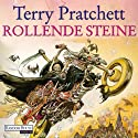 Rollende Steine: Ein Scheibenwelt-Roman Audiobook by Terry Pratchett Narrated by Michael-Che Koch