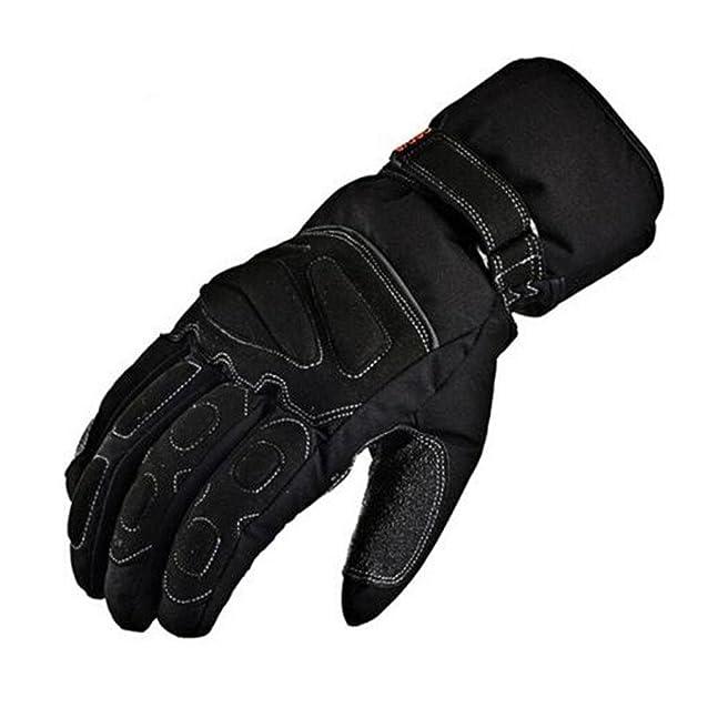 motociclo Tenere caldo Guanti freddi guanti invernali impermeabili impermeabili invernali , M