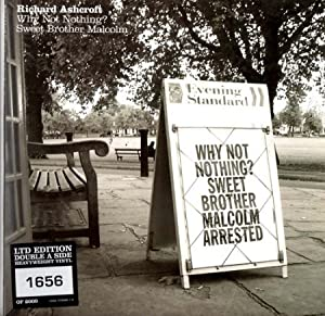 """Why Not Nothing? / Sweet Brother Malcolm [7"""" Vinyl]"""