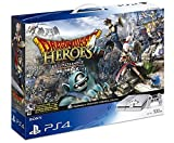 PlayStation4 Console 500GB Dragon Quest Metal Slime Edition Japan import