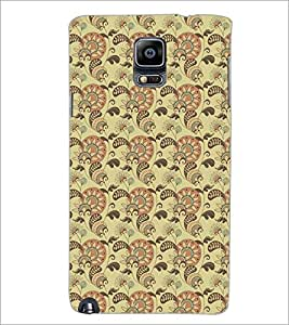PrintDhaba Pattern D-5210 Back Case Cover for SAMSUNG GALAXY NOTE 3 (Multi-Coloured)