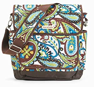 timi & leslie 2 In 1 Backpack Diaper Bag, Felicity