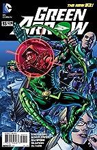 Green Arrow #35 by Andrew Kreisberg