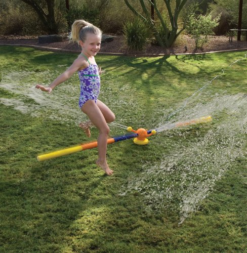 Garden Games - Skip And Splash Sprinkler