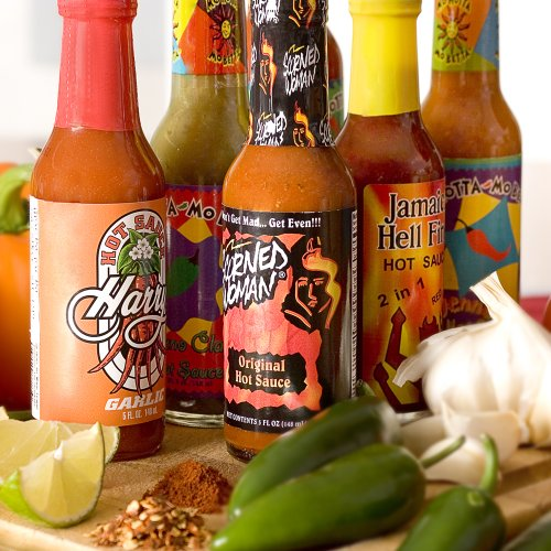 Hot Sauce of the Month Club - 3 Months of Gourmet