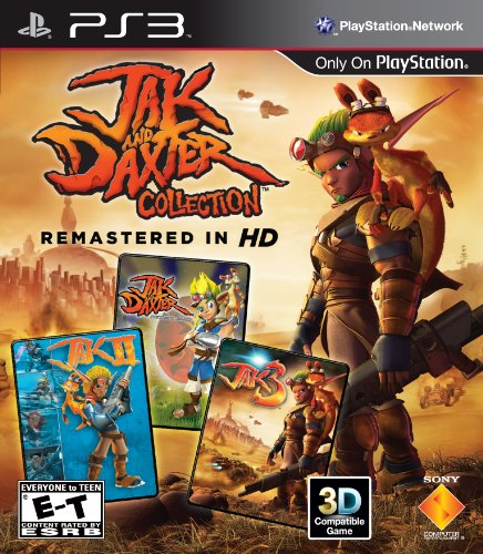 Jak & Daxter Collection(輸入版)