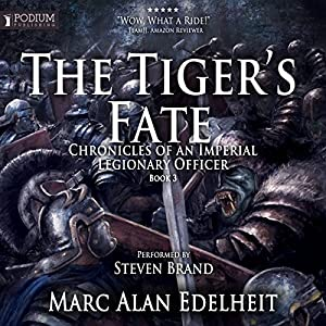 The Tiger's Fate Hörbuch