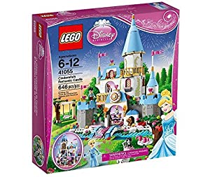 Lego Disney Princesse - 41055 - Jeu De Construction - Le Château De Cendrillon