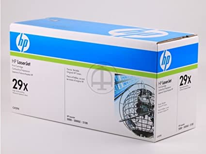HP - Hewlett Packard (29X / C 4129 X) - original - Toner black - 10.000 Pages