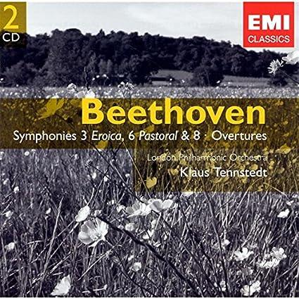 Symphony Nos 3 6 7 8 Overtures