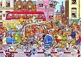 Wasgij Original 3 - Full Monty Fever 500 Piece Jigsaw Puzzle