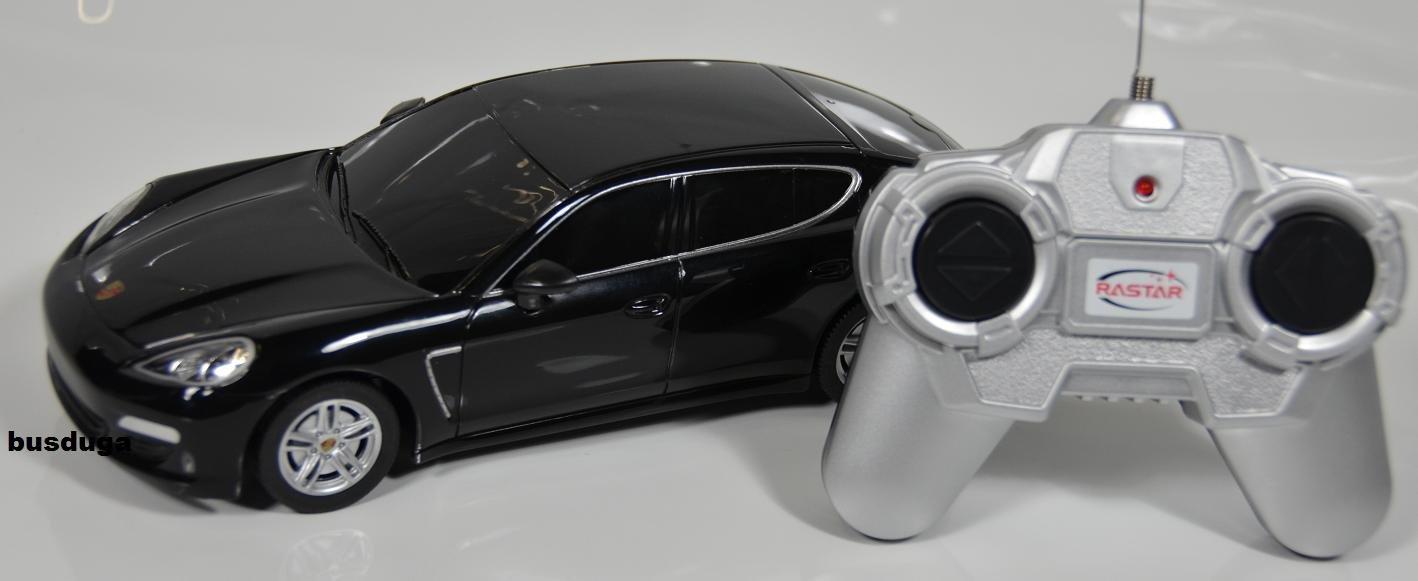RC Porsche Panamera – Maßstab.: 1:24 – ferngesteuert – komplett Set – Farbe.: schwarz – LIZENZ-NACHBAU günstig online kaufen