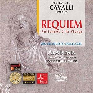 Pier Francesco Cavalli: Requiem / Marienantiphone