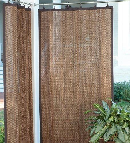 Outdoor Bamboo Patio Shades